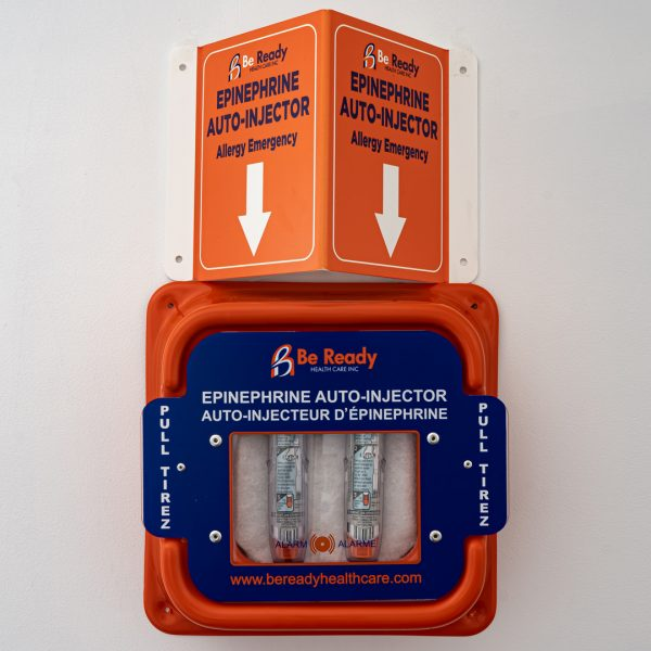 epinephrine emergency kit