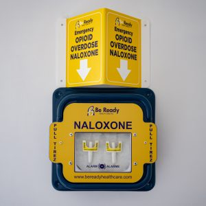 Naloxone Narcan emergency kit