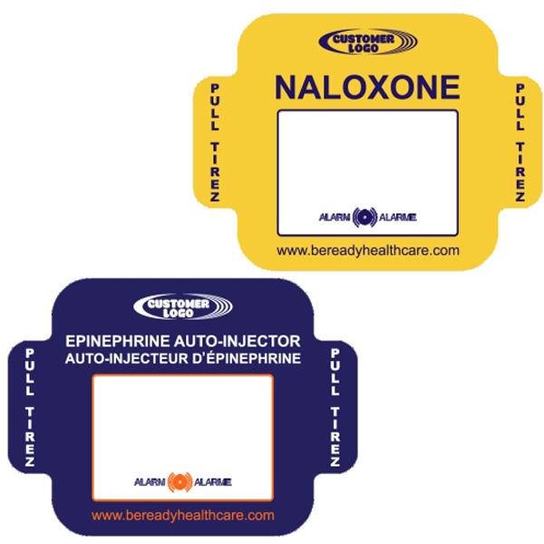 custom faceplate emergency kits